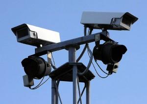 CCTV system - Saint Locks, Shrewsbury