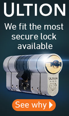 St Locks can supply and install Ultion Locks.