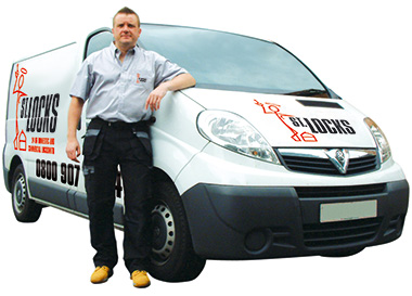 Locksmith in Telford offering a competitive and professional service to domestic and commercial customers in Telford