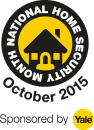 National Home Security Month - October 2015 | St Locks